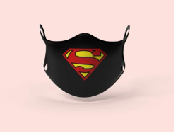 Perch Superman Mask - topcharted